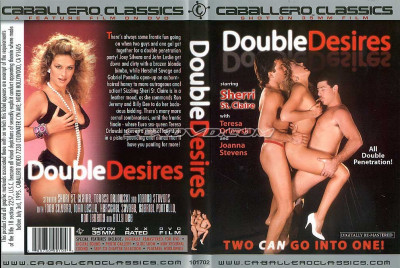 Double Desires (1988) (Compilation, Caballero Home Video)