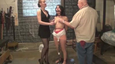 TB — Slave Girl Hannah Part 1
