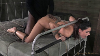 SexuallyBroken  Winning Milf India Summer tag teamed