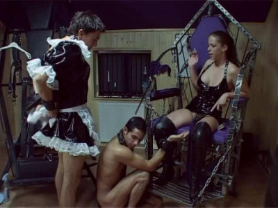 Bizarre Europe - British Amateur Spanking 4