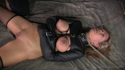 Rain DeGrey is completely destroyed by brutal anal, cums hard! (2014)