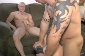 Rick & Brennan Naked Bromance