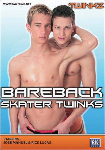 Bareback Skater Twinks - bareback sex, bare, each others, both