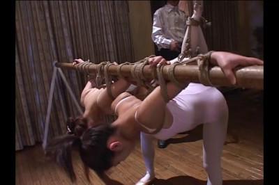Dvs-022 Shibari Ballerina