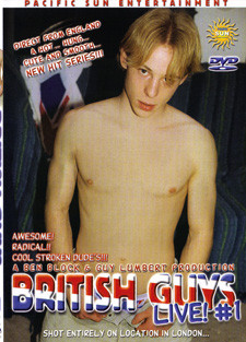 [Pacific Sun Entertainment] British guys live vol1 Scene #1