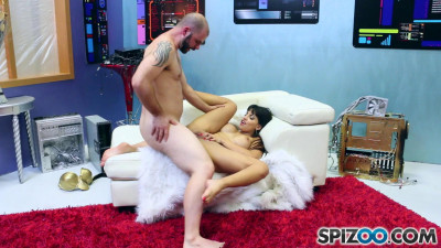 Mercedez Carrera space fuck — Feb 7, 2016