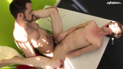 Horny Office Boy In Hard Anal