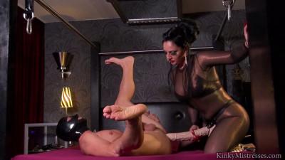 Mistress Ezada - A Real Strapo-on Bitch