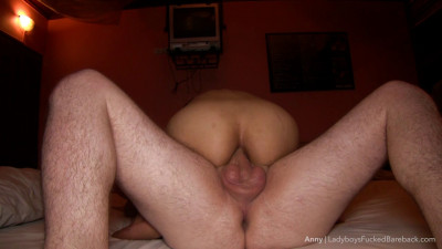 Anny 2 Man Legs Bred Hole