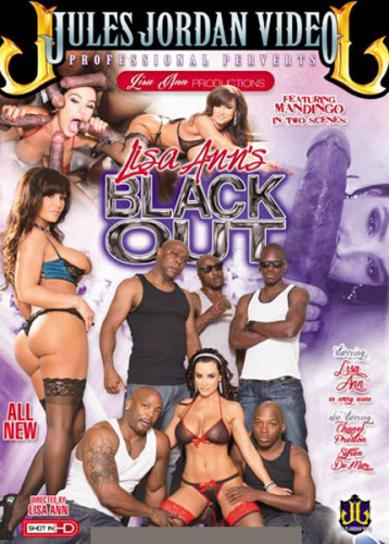 Lisa Ann's Black Out (2013
