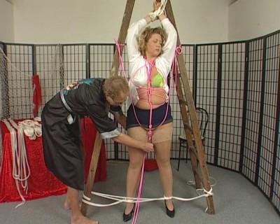 XXX bondage surprise