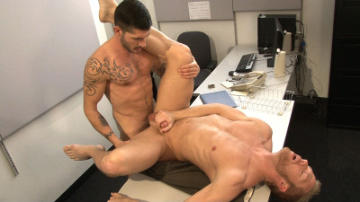 Christopher Daniels and Johnny Hazzard – Hard Up – Scene 1