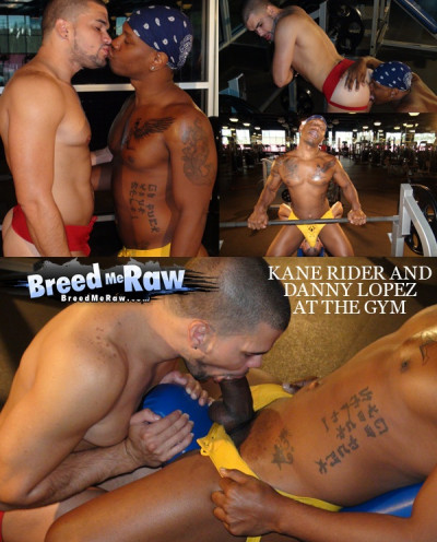 BreedMeRaw - Kane Rider and Danny Lopez