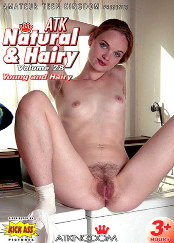 ATK Natural And Hairy 28 Young And Hairy