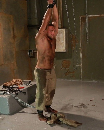 Boys-Bodybuilder Roman In Slavery Part I