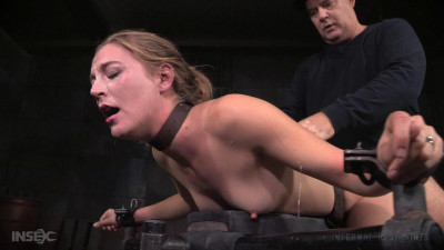 Mona Wales — Matt Williams — Jack Hammer scene 5