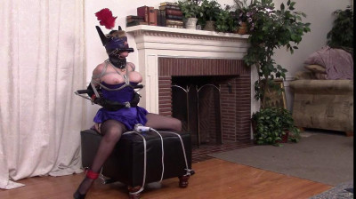Bondage Orgasm For Ponygirl Lorelei Part 1