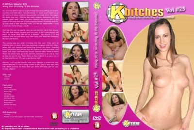 Kbitches 25: Young Sluts Stretching To The Extreme