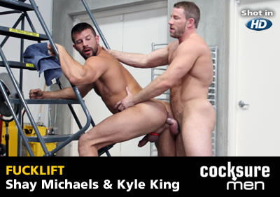 FuckLift with Shay Michaels and Kyle King