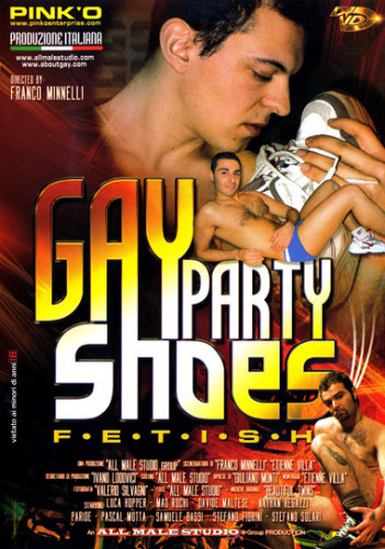 00455-Gay party shoes fetish [All Male Studio]