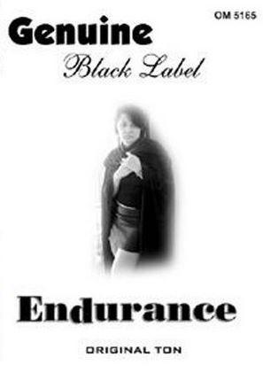 Genuine Black Label - Endurance