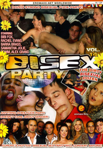 BiSex Party vol.14 - The Dirty Bisexual Dozen