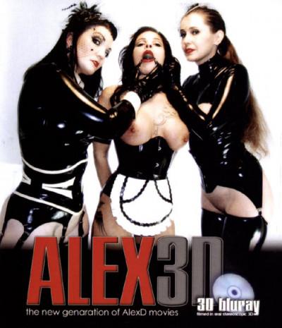 Extreme German - Alex 3D