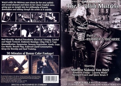 The English Mistress 2 – Rubber And Bizarre