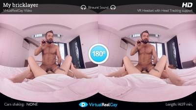 Virtual Real Gay - My Bricklayer