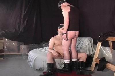 [Pig Daddy] Leather Dawg Scene #2