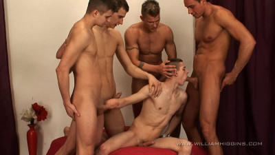 Gang Bang Jozef Vavrich Raw Wank Party (2013)