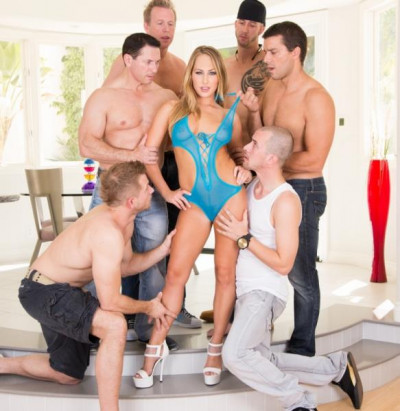 Carter Cruise — Carter Cruise's First Gang Bang (2014)