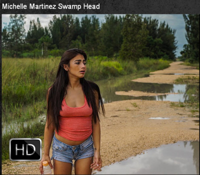 HelplessTeens - Sep 25, 2015 - Michelle Martinez Swamp Head