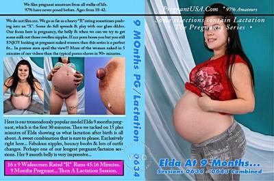 Elda At 9 Months