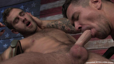 Trenton Ducati and Shawn Wolfe