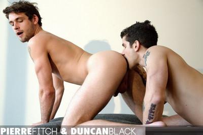 Pierre Fitch Drills Duncan Black (Jun 11, 2014)