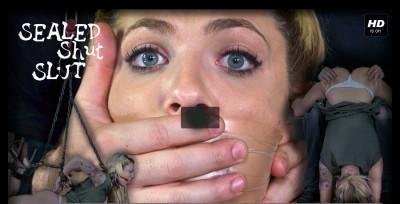Dec 13, 2013 - Sealed Shut Slut - Dahlia Sky - Cyd Black