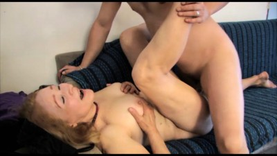 Sofie fucked by young guy