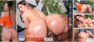 Katrina Rouge — Phat Ass Brazilian Bunda