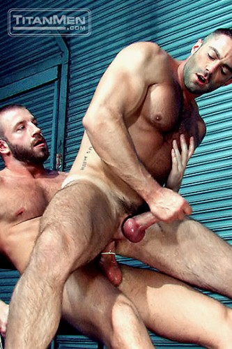 Dick Danger: Scene 2: Hunter Marx & Jake Genesis