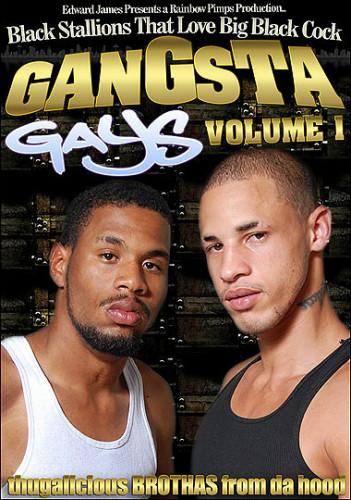 Gangsta Gays Volume 1 - Black Stallions