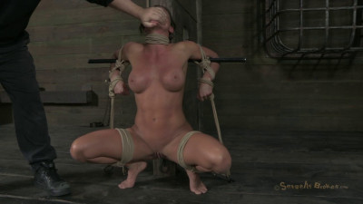 Muscle-Punishment - Ariel X - Matt Williams