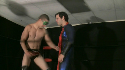 Muscle Domination Wrestling – S06E01 – Super Men Season 1 Episode 3