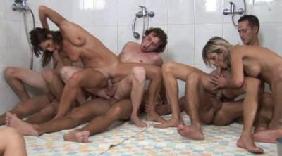 Bi Sex Party Vol 12 - Shower Party