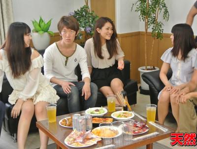 Nakama Tomomi, Asano Yui, Makimura Kyoka