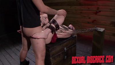 SexualDisgrace - Jun 13, 2014 - Jayden Rae is her Masters Cock Begging Slut