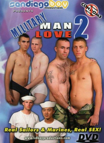 Military Man Love 2 - Volume 2