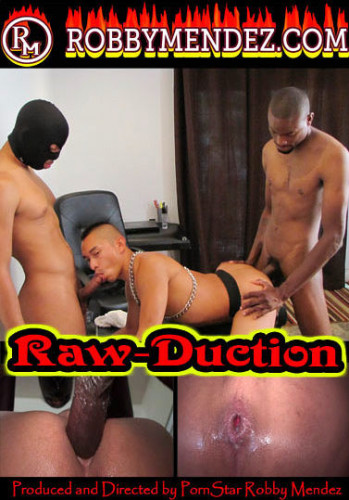 Robby Mendez – Raw–Duction (2012)