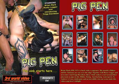Pig Pen (2008) DVDRip