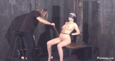 Slave Abigail Dupree Caned